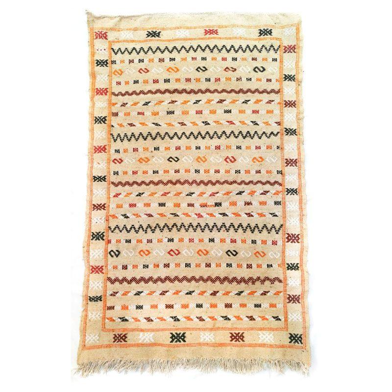 Kilim Moroccan Rug 1 at craftic.net