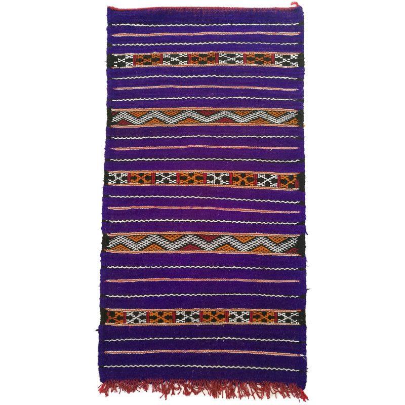 Purple-Berber-Kilim-Rug-1-at-Craftic.net