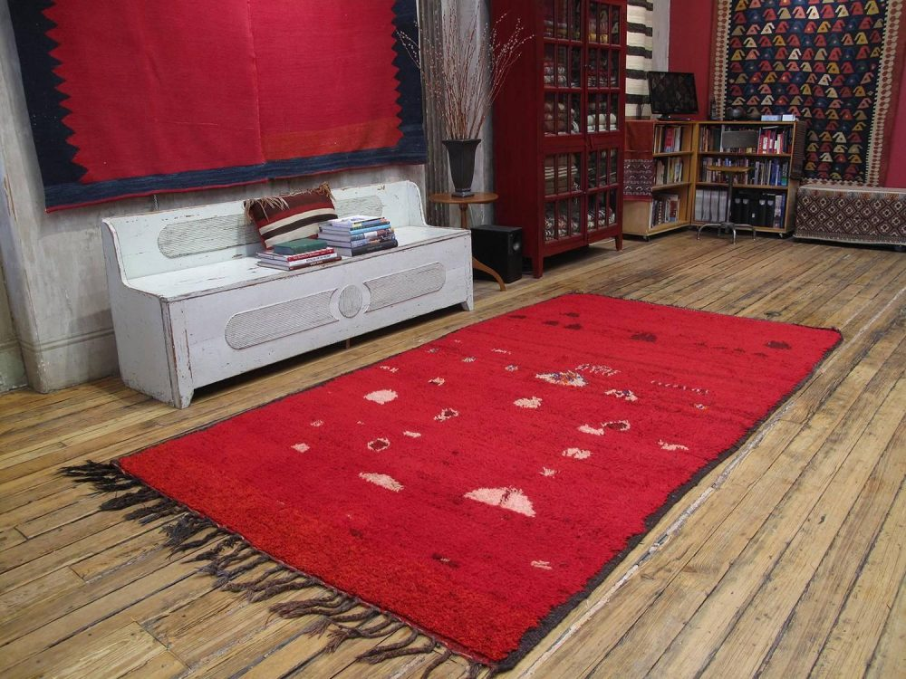 Haouz rug at craftic.net