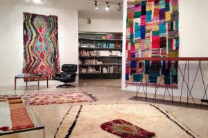 The Berber Carpet: Is It A Craft or An Artwork?