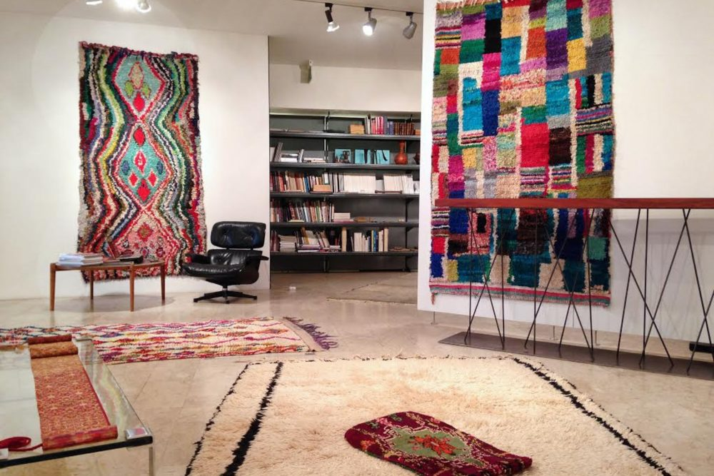 Berber Carpet at craftic.net
