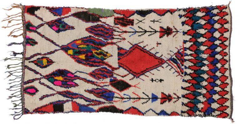 Moroccan rugs Symbols