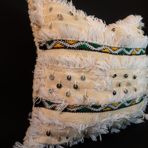Berber Blanket Pillow