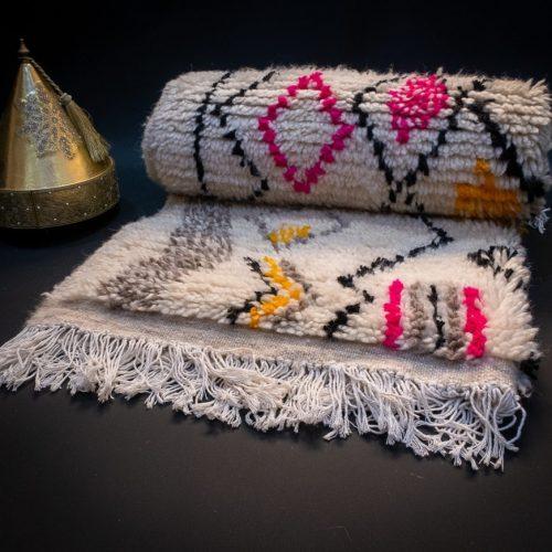 Small Moroccan Rug